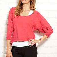 Loose Fit Workout Top