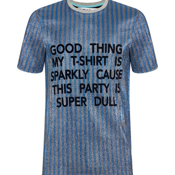Blue Good Thing Tee