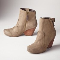 Smart-Casual Leather Ankle Boots | Robert Redford's Sundance Catalog