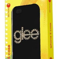 Section8 RBJ-8216 Glee Case for iPhone 5 - Retail Packaging - Black