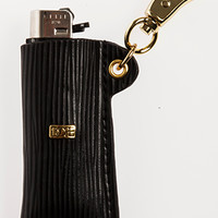 DOPE leather lighter sleeve : Karmaloop.com - Global Concrete Culture
