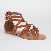 BAMBOO Laguna Womens Sandals