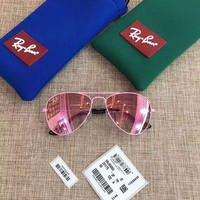 Ray Ban Aviator Kid's SunglassesSunglasses Model RB3025 Classic ( Sunglass RB 3025 )