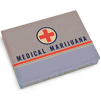 Medical Marijuana Pocket Box - PLASTICLAND