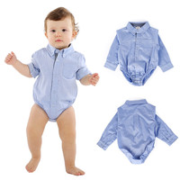 baby boys romper plaid shirt for baby infants triangle newborn shirt for kids organic cotton romper for little boy