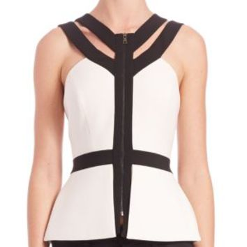 Giorgio Armani - Cutout Sheath Dress
