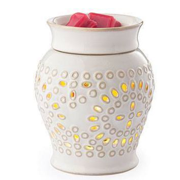 Casablanca Glimmer Candle Warmer