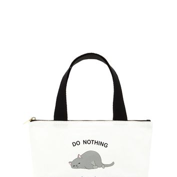 Do Nothing Club Graphic Bag