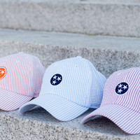 Tennessee Tristar Hats – Volunteer Traditions TN State Pride Cap