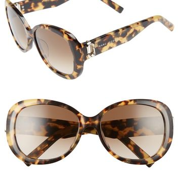 MARC JACOBS 56mm Sunglasses | Nordstrom