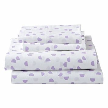 Organic Half Moon Sheet Set