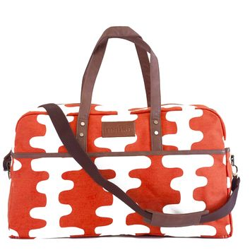 Duffel Bag - Echo Tangerine