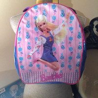 90's Plastic Barbie Backpack