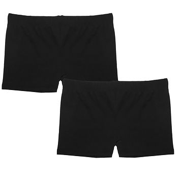 Popular Girl's Playground Under Dress Shorts - 2 pack and 6 pack