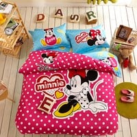 Minnie Mouse Bedding Set | EBeddingSets