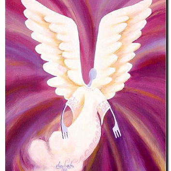 Protective Wings Purple - Original  *** $pecial Offer ***