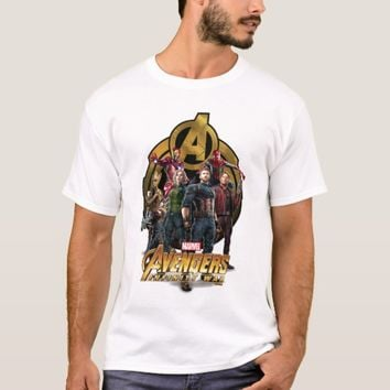 Avengers: Infinity War | Heroes & Avengers Icon T-Shirt