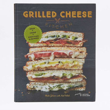 Grilled Cheese Kitchen Book - Urban Outfitters