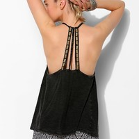 Ecote Sasha Embellished Tank Top - Urban Outfitters