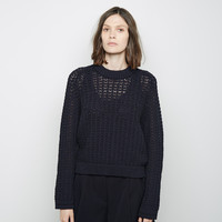 Open Knit Pullover by 3.1 Phillip Lim