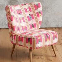 Flutura Occasional Chair by Anthropologie