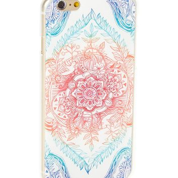 Tahitian Stencil Hard Case for iPhone 7