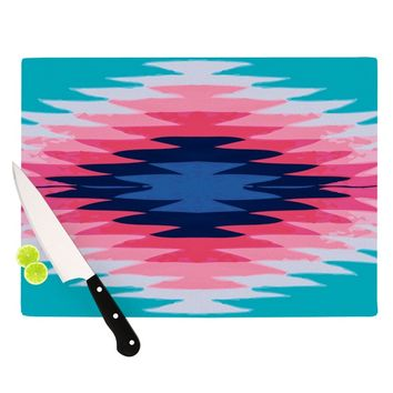 "Nika Martinez ""Surf Lovin II"" Cutting Board"