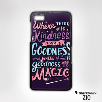 have courage and be kind cinderella for Blackberry Z10/Q10 phonecases
