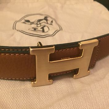 hermes belt men