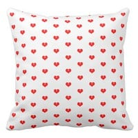 "Polyester , Romantic Throw Pillow 20"" x 20"""