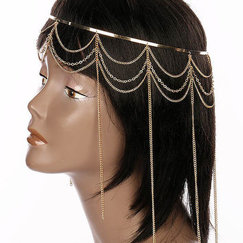 Royal Goddess Head Chain