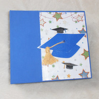 6x6 Graduation Scrapbook/Photo Album