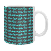 Allyson Johnson Bike ride Coffee Mug
