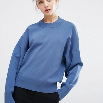 Weekday Sweatshirt at asos.com