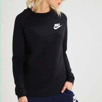 ONETOW Nike: Fashion Sports Sweater Girl Men B-KWKWM Grey Tagre?