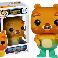 Funko Pop! Animation Bravest Warriors Vinyl Figure Impossibear #26