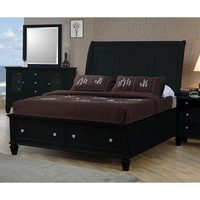 Sandy Beach Collection Bed