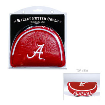 NCAA Team Golf Mallet Putter Cover