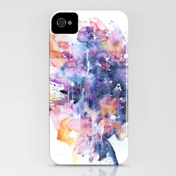 in a single moment all her greatness collapsed iPhone & iPod Case by Agnes-cecile