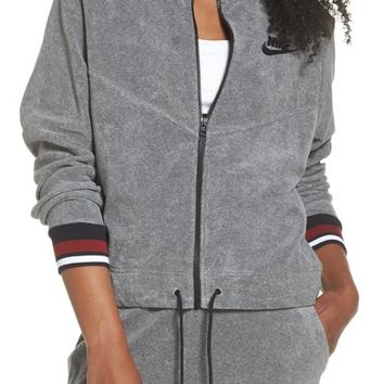 Nike Sportswear French Terry Jacket | Nordstrom