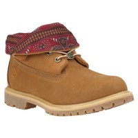 Timberland - Women's Timberland Authentics Roll-Top Boots