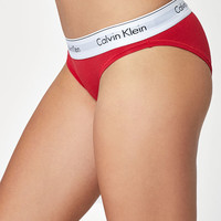 Calvin Klein Modern Cotton Bikini Panties at PacSun.com