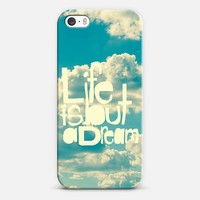 Life is But a Dream iPhone & iPod case by Beth | Casetagram