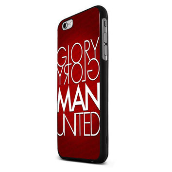 Glory Glory Manchester United iPhone Case and Samsung Galaxy Case