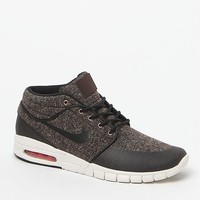 Nike SB Stefan Janoski Max Mid Brown Tweed Shoes at PacSun.com