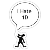 I Hate One Direction