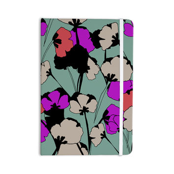 "Gabriela Fuente ""Vintage Flowers"" Everything Notebook"