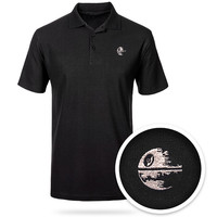 Exclusive Star Wars Death Star Polo - Black,
