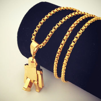 Jewelry Shiny Stylish New Arrival Gift Hip-hop Club Necklace [9095358407]