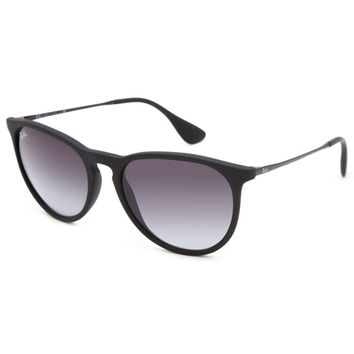 Ray-Ban Erika Sunglasses Black One Size For Men 25514110001